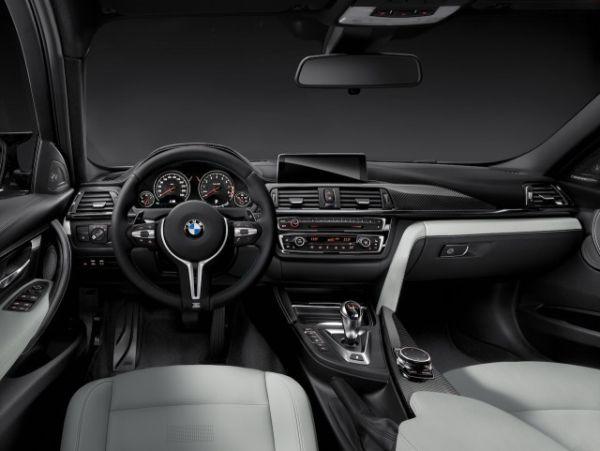 2017 BMW M5 - Interior