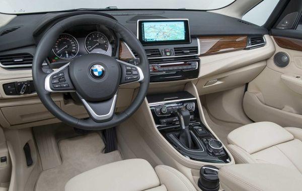 BMW X1 2017 - Interior