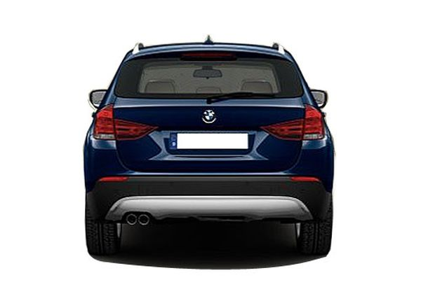 BMW X1 2017 - Rear View