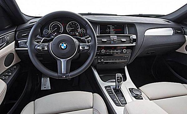 2016 BMW X4 M40i - Interior