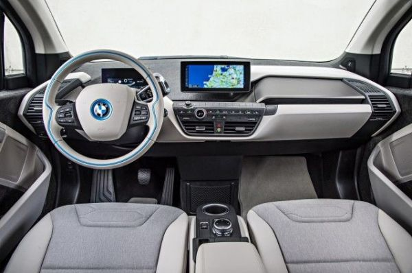 2017 BMW i3 - Interior