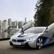 2017 BMW i8 - Fi