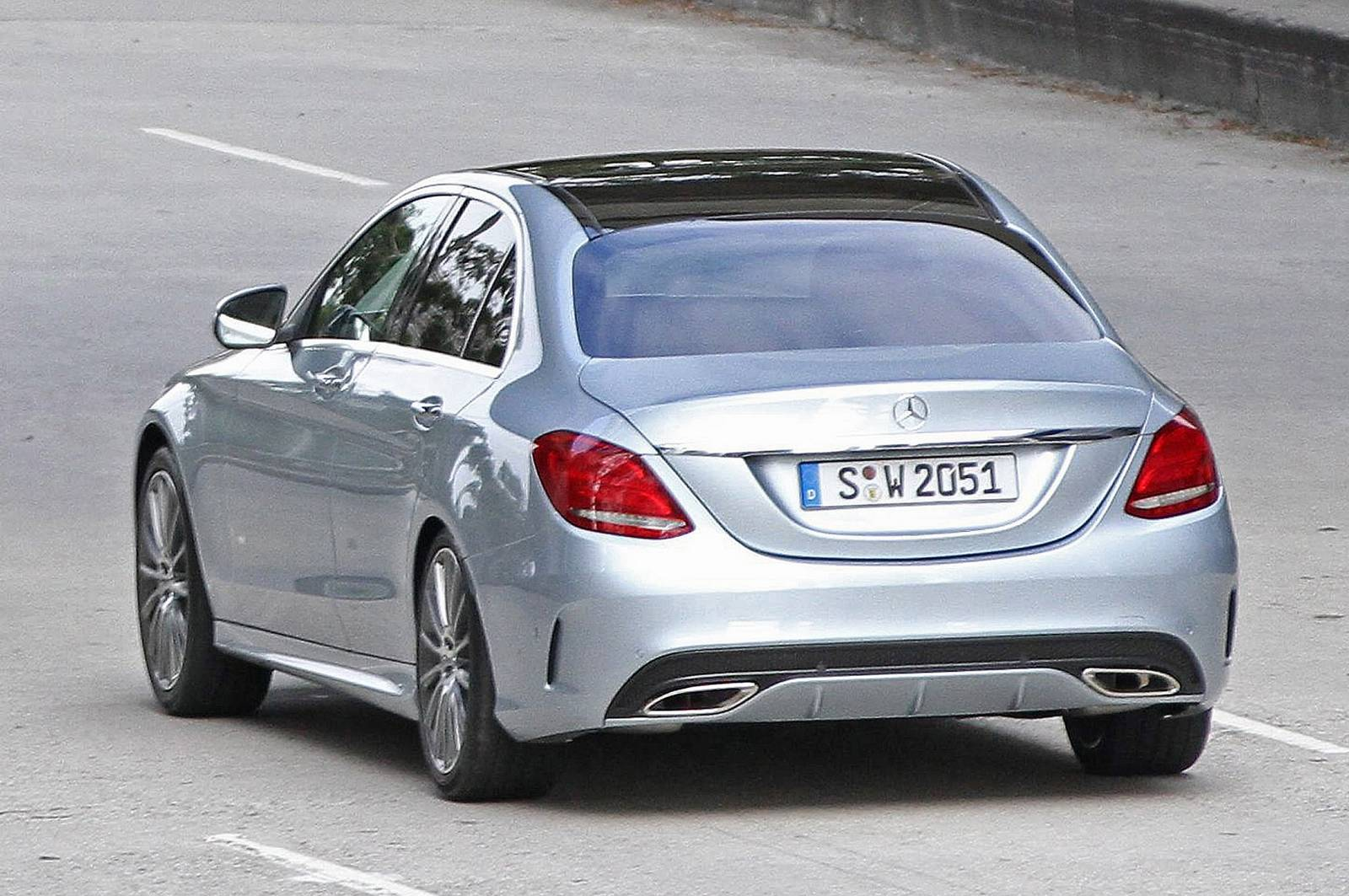 front in drive news mercedes benz c three en quarters first trend class motion motor