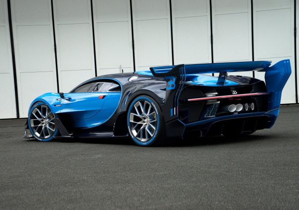 2016 bugatti vision gran turismo price release date hp. Black Bedroom Furniture Sets. Home Design Ideas