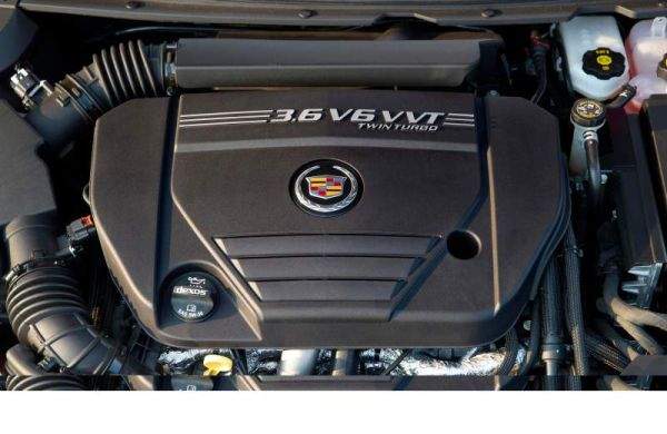Cadillac XTS 2016 - Engine
