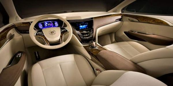 Cadillac XTS 2016 - Interior