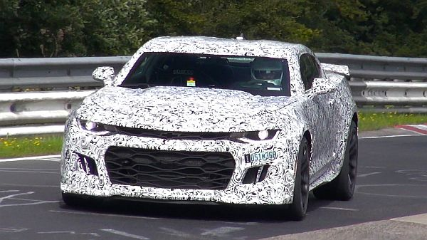 2017 Chevrolet Camaro 1LE - Fi
