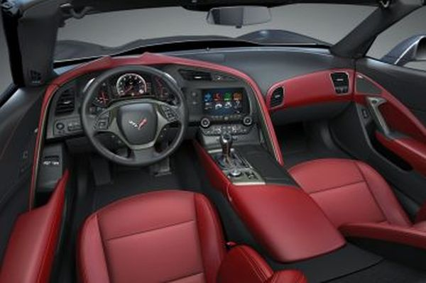 2016 Chevrolet Corvette Stingray - Interior