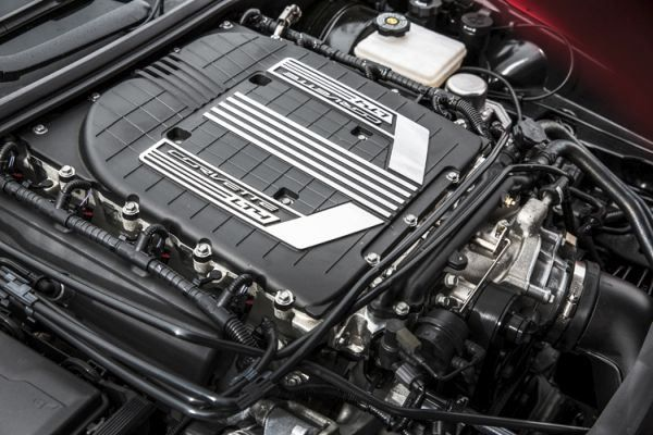 2016 Chevrolet Corvette Z06 - Engine