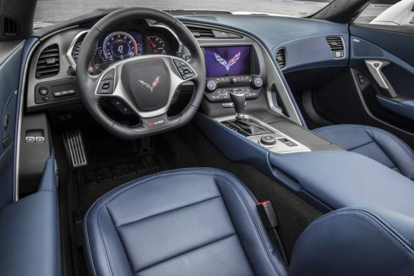 2016 Chevrolet Corvette Z06 - Interior