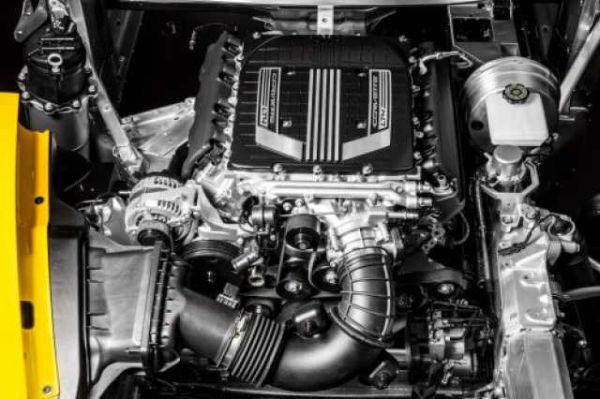 Chevrolet Corvette Zora ZR1 2017 Concept