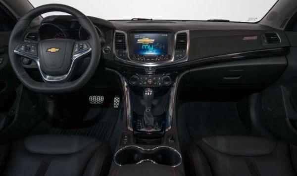 Chevrolet Equinox 2015 - Interior