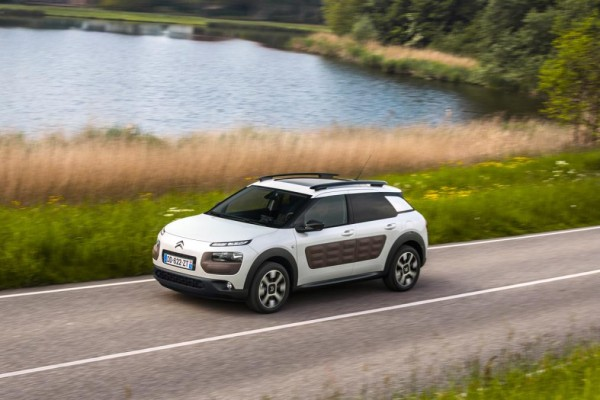 Citroën C4 Cactus white