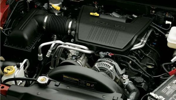 Dodge Dakota 2016 - Engine