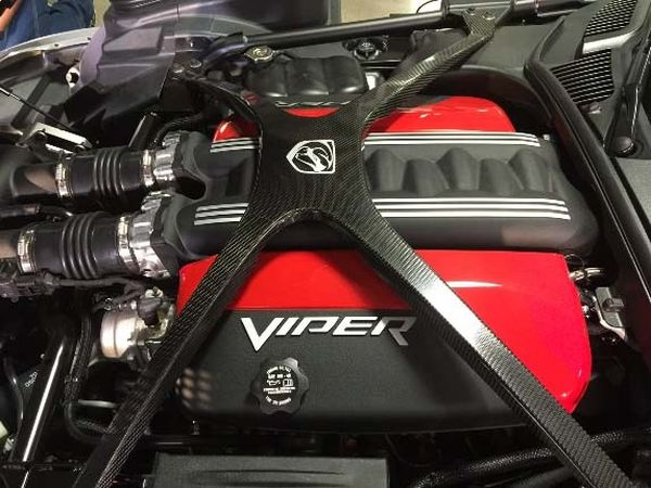 2016 Dodge Viper - Engine