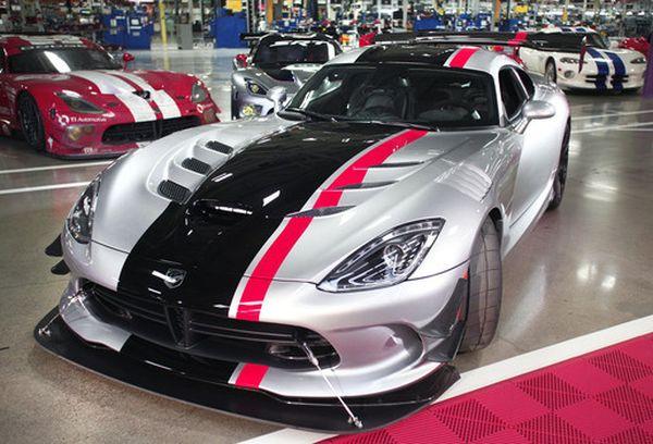 2016 Dodge Viper - FI