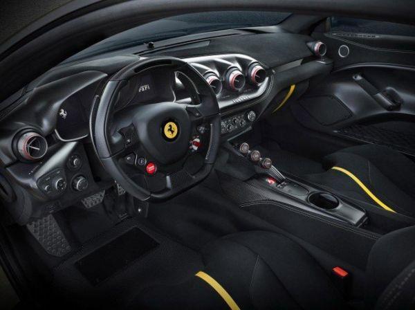 2016 Ferrari F12 TDF - Interior