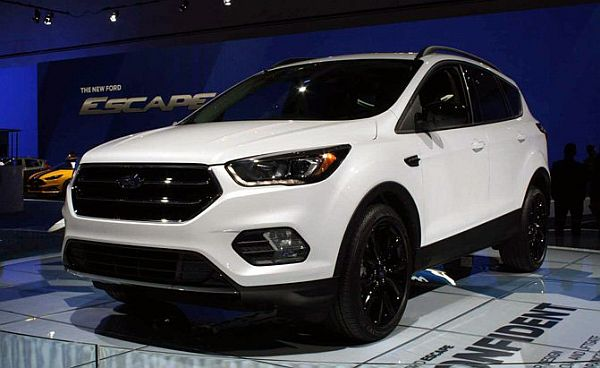 2017 Ford Escape - FI
