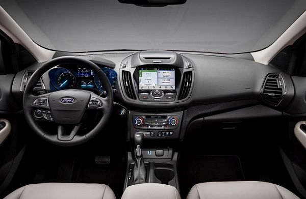 2017 Ford Escape - Interior
