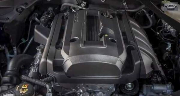 2016 Ford Focus RS - Engine