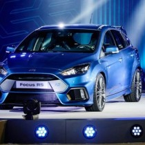 2016 Ford Focus RS - FI