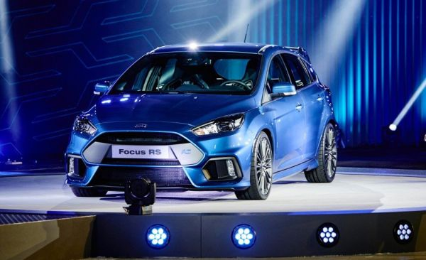 2016 Ford Focus RS Specs Price Review Interior MPG