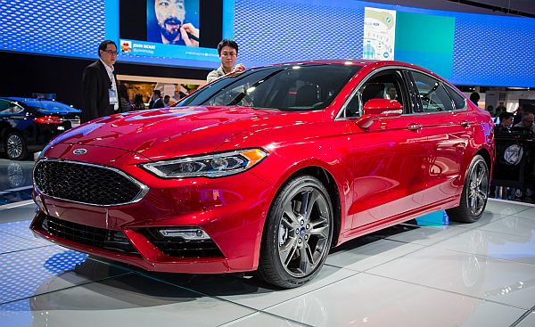2017 ford fusion sport price release date pics. Black Bedroom Furniture Sets. Home Design Ideas