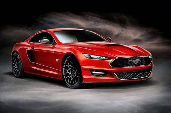 2017 ford mustang concept price specs photos. Black Bedroom Furniture Sets. Home Design Ideas