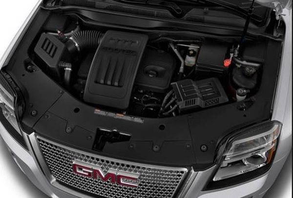 GMC Acadia Denali 2016 - Engine