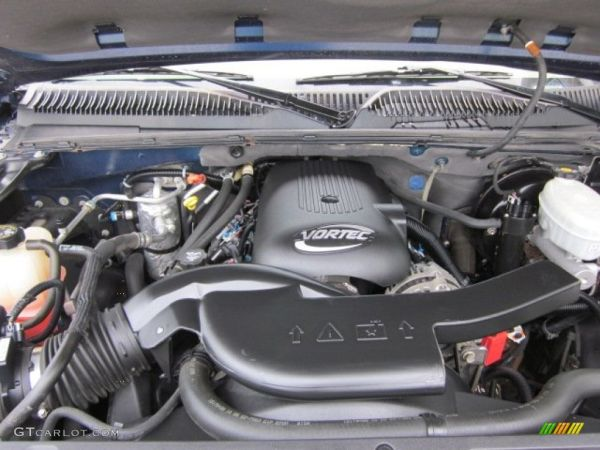GMC Yukon 2016 Engine