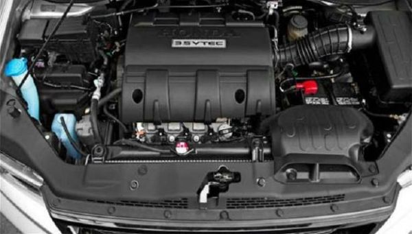 2017 Honda Ridgeline - Engine
