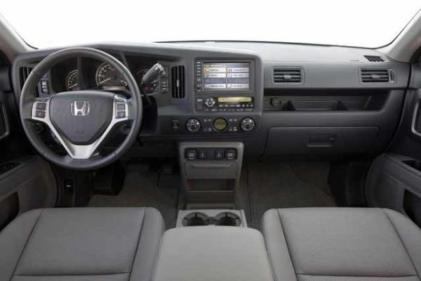 2017 Honda Ridgeline - Interior