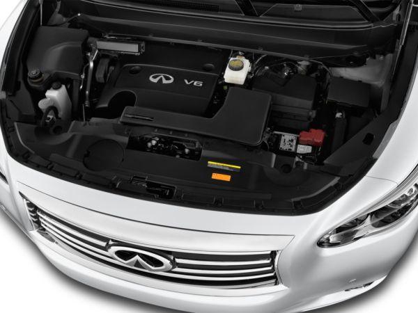 Infiniti Q60 2015 - Engine