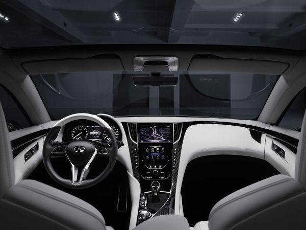 Infiniti - Vision GT Interior
