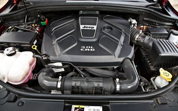 Jeep Grand Cherokee 2016 - Engine