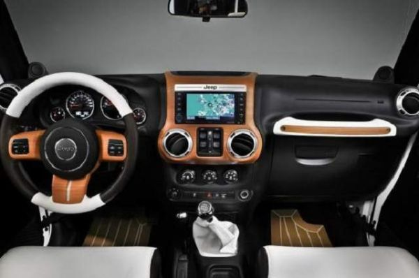 2018 Jeep Wrangler - Interior