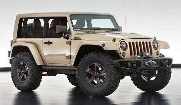 2017 Jeep Wrangler diesel -