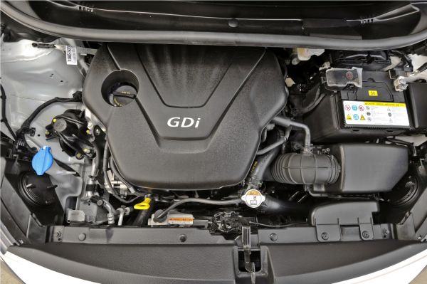 Kia Sportage 2015 - Engine