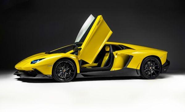 2016 Lamborghini Aventador SV ---