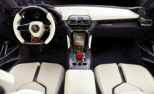 Lamborghini Veneno 2017 - Interior