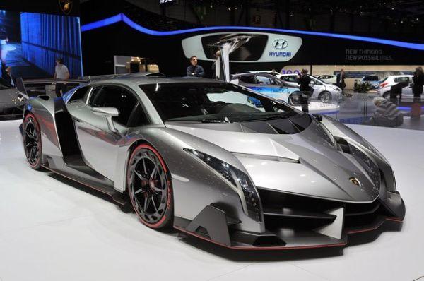 Lamborghini Veneno 2017