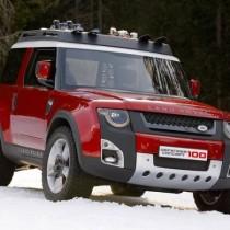 2018 Land Rover Defender - FI
