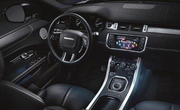 Land Rover Range Rover Evoque 2016 - Interior