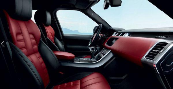 Land Rover Range Rover Sport 2018 - Interior