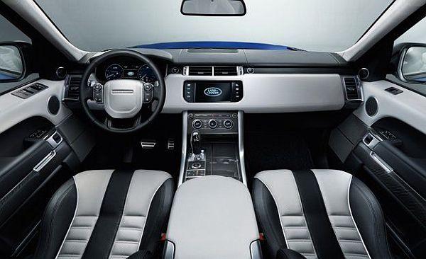 2016 Land Rover Range Rover Sport SVR - Interior