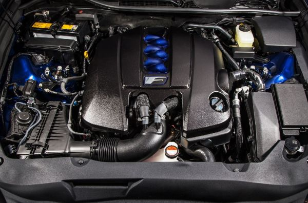 Lexus LX 2016 - Engine