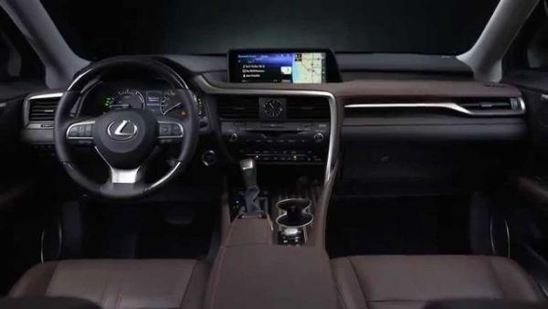 2016 Lexus RX450h - Interior
