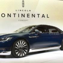 2017 Lincoln Continental - FI