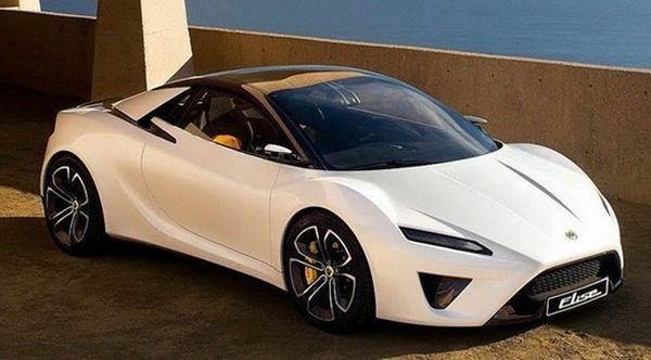 Lotus Elise 2016 -