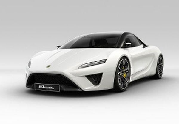 Lotus Elise 2016 Front View